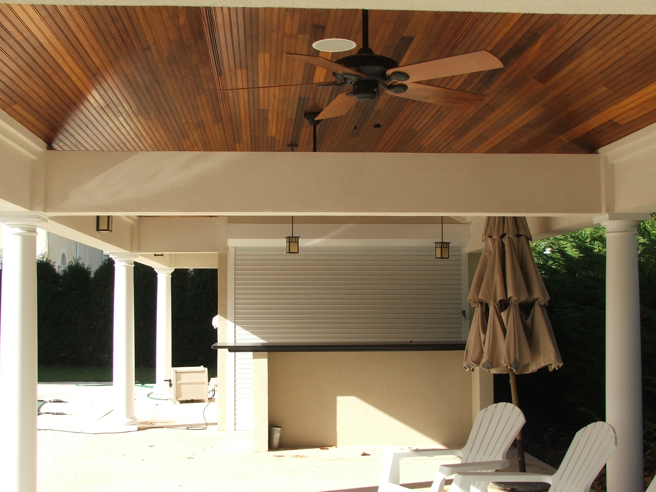 summer home and pool house cabana in deal nj the jersey shore u0027s